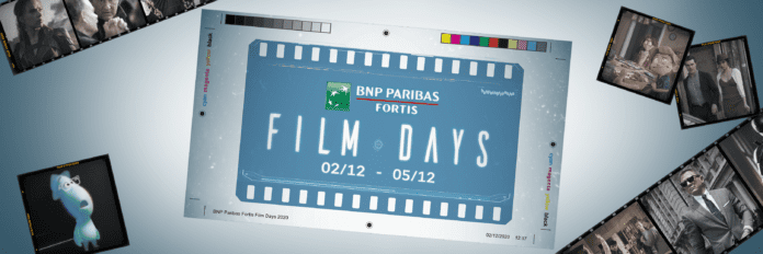 BNP PARIBAS FORTIS FILM DAYS