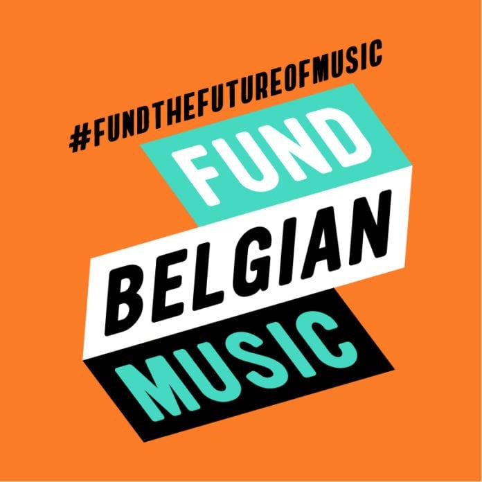 Fund Belgian Music